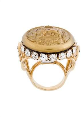Dolce & Gabbana lion signet ring