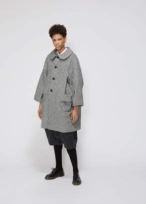 Comme des Garcons Tweed Coat