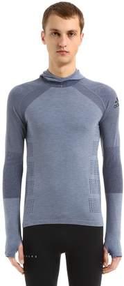 adidas Climaheat Hooded Primeknit Sweatshirt