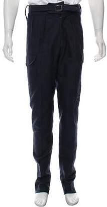 Saint Laurent Six-Pocket Utility Pants