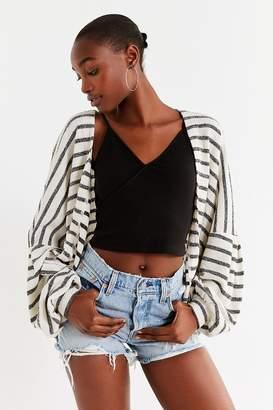 Urban Outfitters Santa Cruz Striped Cardigan
