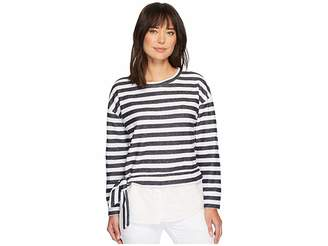 Sanctuary Ally Mix Sweatshirt Women's Sweatshirt