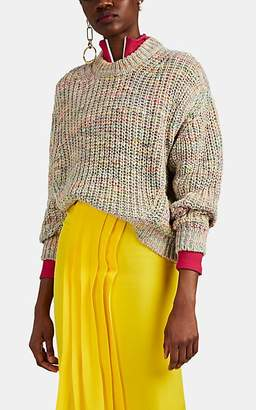 Acne Studios Women's Zora Chunky Rib-Knit Sweater - Lt. Green