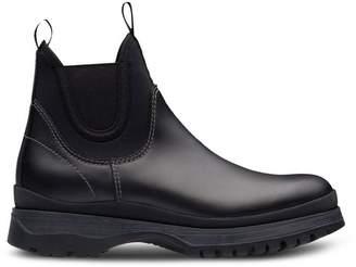 Prada Brixen rain boots