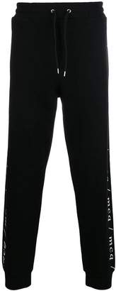McQ side-logo track trousers