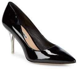 Fer Leather Stiletto Pumps