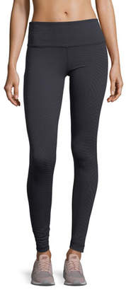 Vimmia High-Rise Jacquard Full-Length Performance Leggings