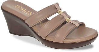 Italian Shoemakers Avis Wedge Sandal - Women's