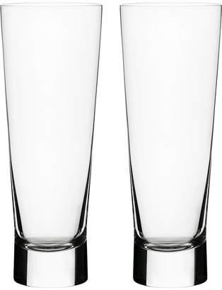 Iittala Aarne Pilsner Beer Glass - Set of 2