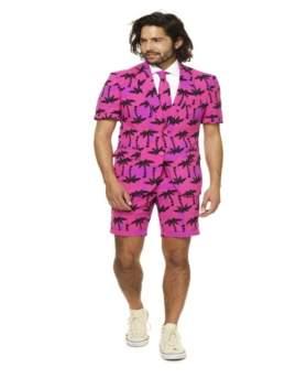 Opposuits OppoSuits Men's Summer Tropicool Tropical Suit
