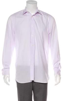 Burberry Checked Jacquard Shirt