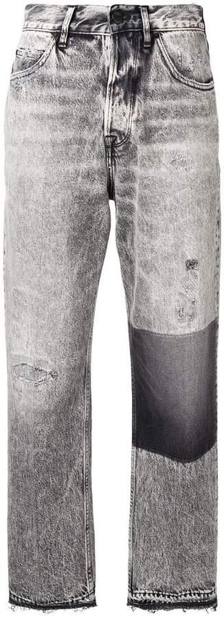 Kim straight-leg jeans