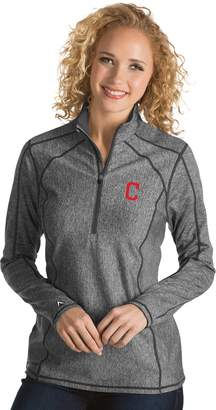 Antigua Women's Cleveland Indians Tempo Pullover
