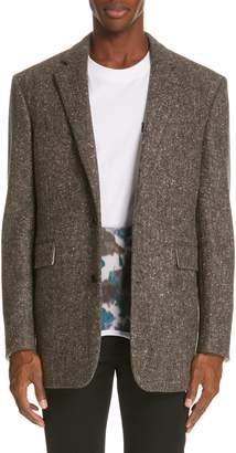 Calvin Klein Tweed Wool Jacket