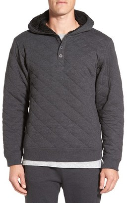 Men's Ugg 'Brewer' Quilted Hoodie $135 thestylecure.com