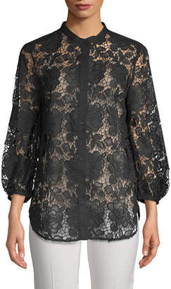 French Connection Lace Blouse