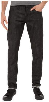 The Unbranded Brand Tight Jeans in Black Selvedge Men's Jeans