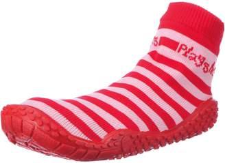 Playshoes Striped Rubber Aqua Swim/Beach Pool Socks