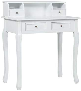 At Com Best Choice S Home Office Furniture Writing Desk Work Station Computer Laptop Table