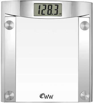 Weight Watchers Scale, WW44 Glass Digital Bedding