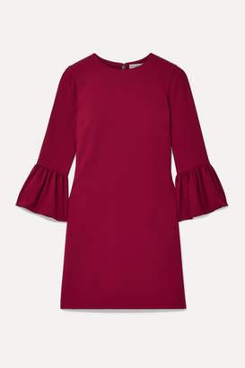 Alice + Olivia Alice Olivia - Coley Crepe Mini Dress - Claret