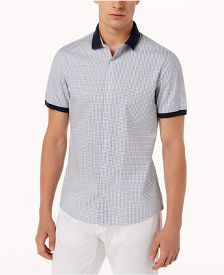 Michael Kors Men's Blaise Novelty Shirt