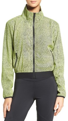 Women's Reebok Crop Jacket $350 thestylecure.com