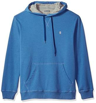 Izod Men's Advantage Performance Solid Fleece Hoodie