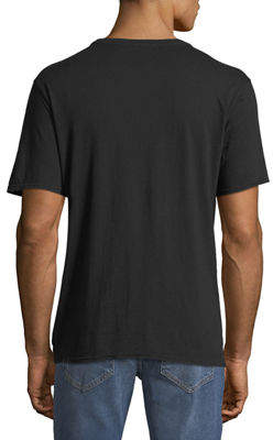 Threads For Thought Men's Benny Pique-Pocket Tee