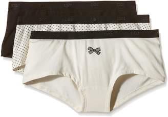 Dim Pack3 Culottes Boxers Agodón Les Pockets - , 40/42