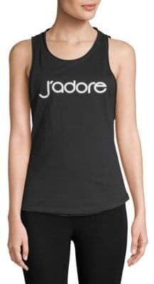 Gottex Graphic Jersey Tank Top