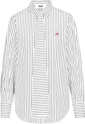 MSGM Shirt Ribbon
