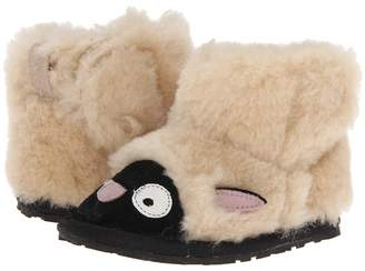 Emu Little Creatures Walker Lamb Girls Shoes