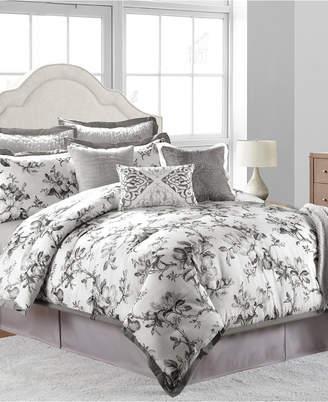 Sunham Hillcrest 10-Pc. Full Comforter Set