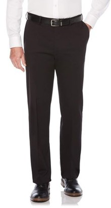 Savane Men's Flat Front Ultimate Performance Chino Pants