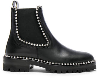 Alexander Wang Spencer Leather Boots