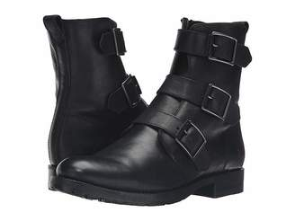 Frye Natalie Triple Buckle Women's Boots