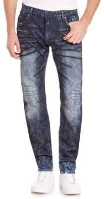 Moto Slim Fit Jeans