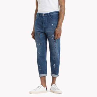 Tommy Hilfiger Relaxed Cropped Fit Jean