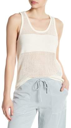Liebeskind Berlin Open Knit Panel Tank