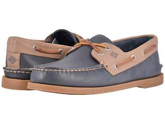 Sperry A/O 2-Eye Cross Lace Men's Lace up casual Shoes