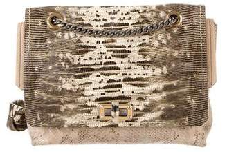 Lanvin Snakeskin Happy Bag