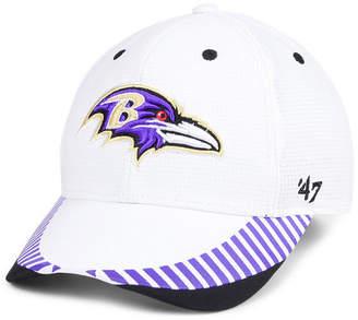 '47 Baltimore Ravens Tantrum Contender Flex Cap