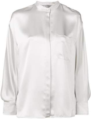 Vince loose fit blouse
