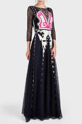 Temperley London Lumiere Sleeved Dress