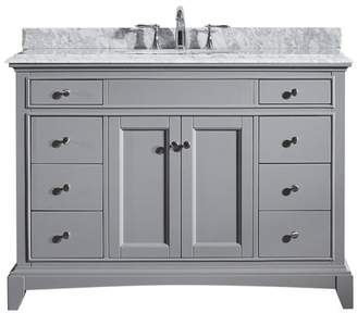 "Co Darby Home Strickland 42"" Single Bathroom Vanity Set"