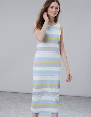 Joules Riva Midi Length Jersey Dress