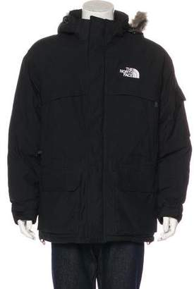 The North Face Fur-Lined Hooded Parka
