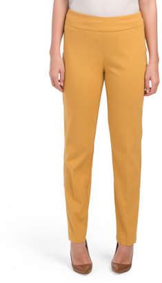 Tummy Control Slim Pants