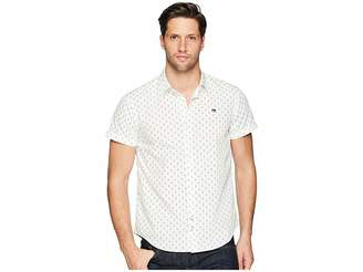 Scotch & Soda Classic Short Sleeve Poplin Shirt